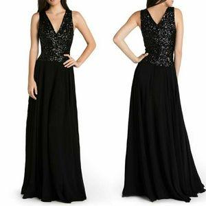 Dress the Population 'Caroline' Gown